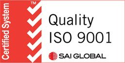 AS9120B and ISO 9001:2015 Certified distributor